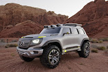 Los Angeles 2012: Mercedes-Benz Ener-G-Force Concept
