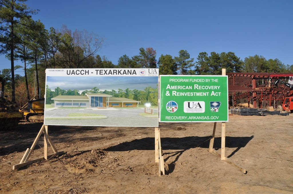 UACCH-Texarkana Creation Ceremony & Steel Signing - DSC_0287.JPG