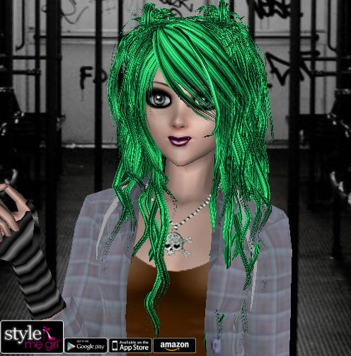 Style Me Girl Level 19 - Joyce - Grunge