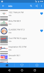 Radio Nigeria Free Online - Fm stations - náhled