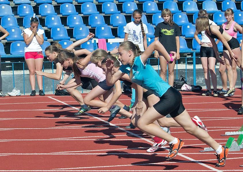 фотографии Чемпионат области среди юношей 1996 и младше по легкой атлетике