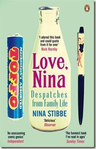 Love Nina by Nina Stibbe Book Cover