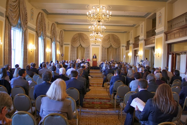More than 100 attorneys attended the CCBA annual meeting.