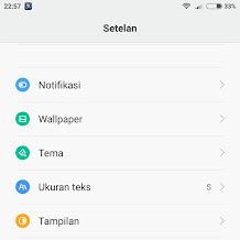 Cara Kunci Aplikasi Tanpa Software di Android Xiaomi Mi 4i dengan Mudah