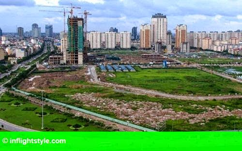Hình 1: Hàng loạt sai phạm trong quản lý đất đai tại Hà Nội