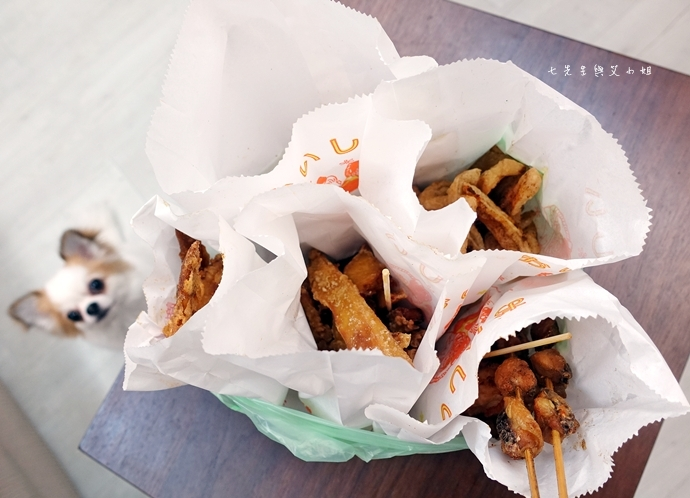 7 真有味炸雞 新莊美食 新莊四維市場美食 新北美食