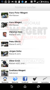 Download Fahrschule Wiegert for Windows Phone apk screenshot 5