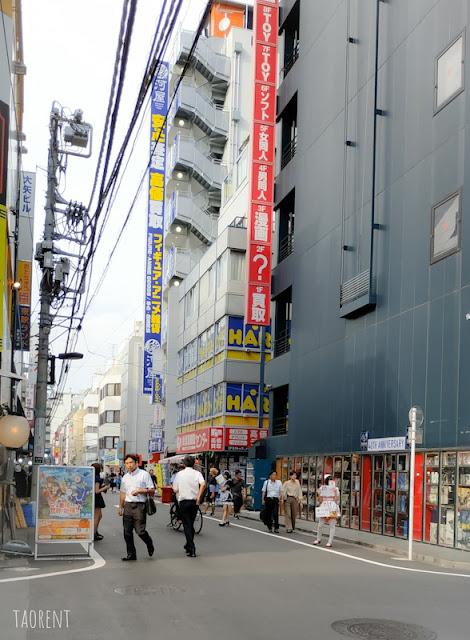 Jalan-jalan ke Akihabara tokyo