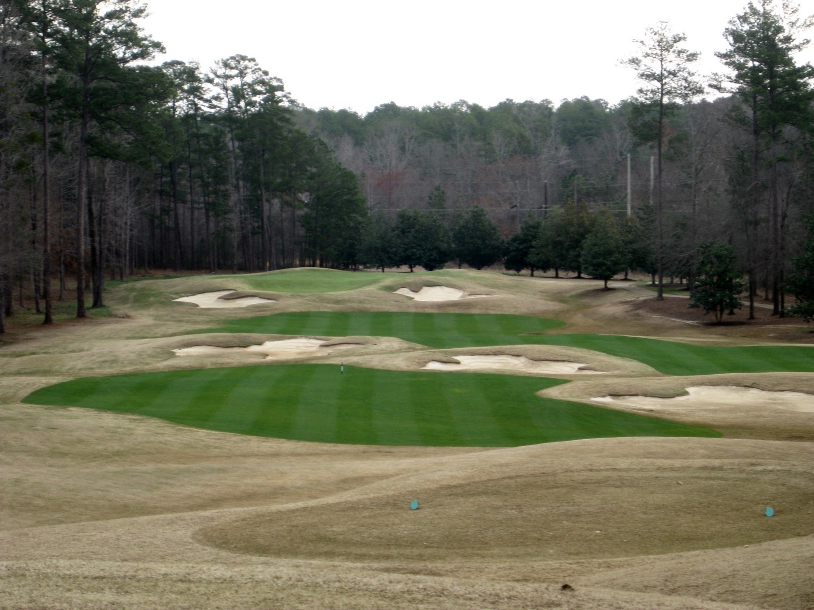road: robert trent jones golf trail