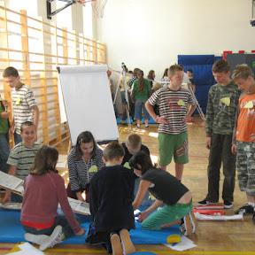 Integracja klas pierwszych - 2 września 2008