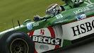 Eddie Irvine Jaguar R3