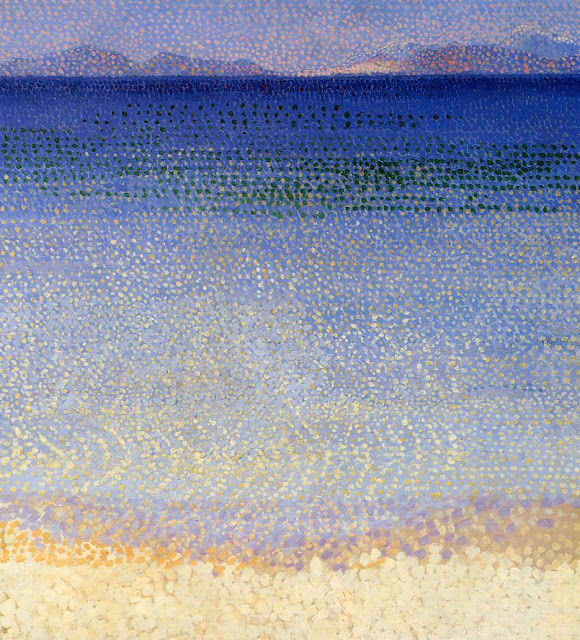 Henri-Edmond Cross - The Golden Isles