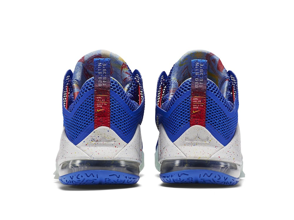 buy popular 4cbf2 e352f ... Release Reminder Nike LeBron 12 World Tour aka RISE