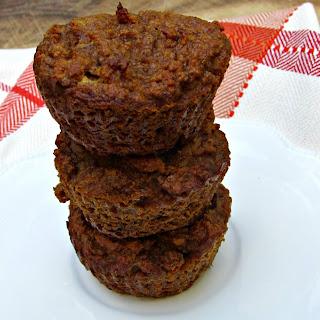 Flourless Pumpkin Spice Muffins