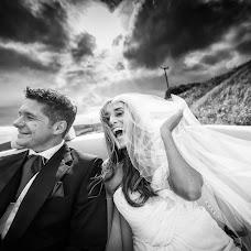 Huwelijksfotograaf Pete Farrell (petefarrell). Foto van 17.10.2017