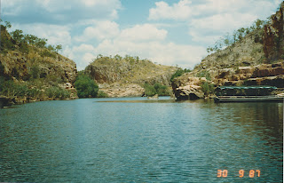 1665Katherine Gorge