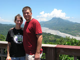 Scott and Angie at ??? in Taidong