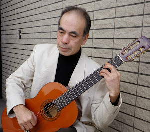 Kokichi Akasaka, guitarra