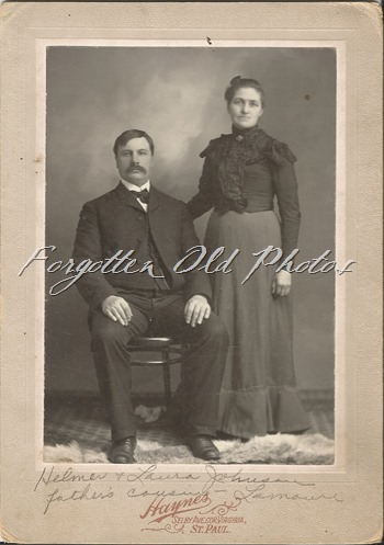 Helmer and Laura Wahpeton Antiques Photo Number 1950