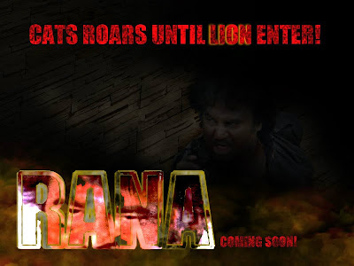 rana rajinikanth movie stills images photos graphics