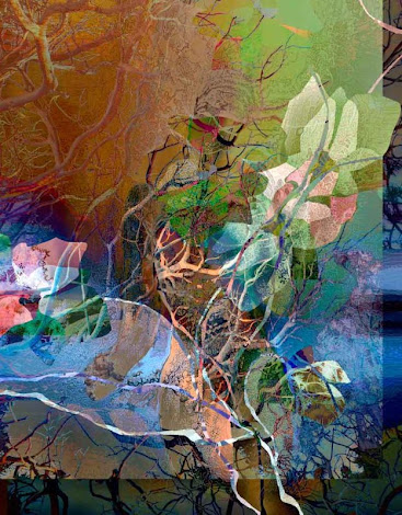 """The """"Roots and Branches"""" piece from the """"2006"""" collection"""