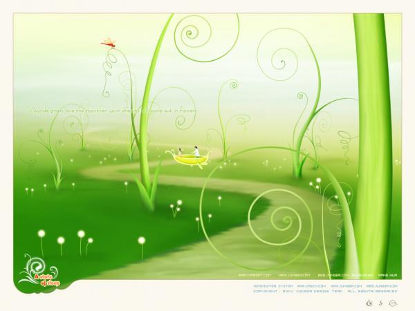Dream Of Magick Landscape 2, Magical Landscapes 3