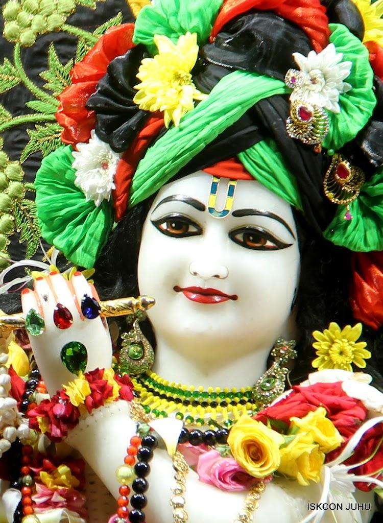 ISKCON Juhu Sringar Deity Darshan on 2nd July 2016 (16)