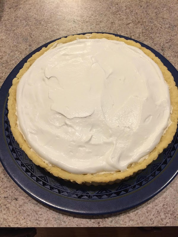 Top with remaining whipped topping and remaining strawberries. Refrigerate for an hour or until...