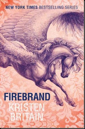 Firebrand  (Green Rider #6)