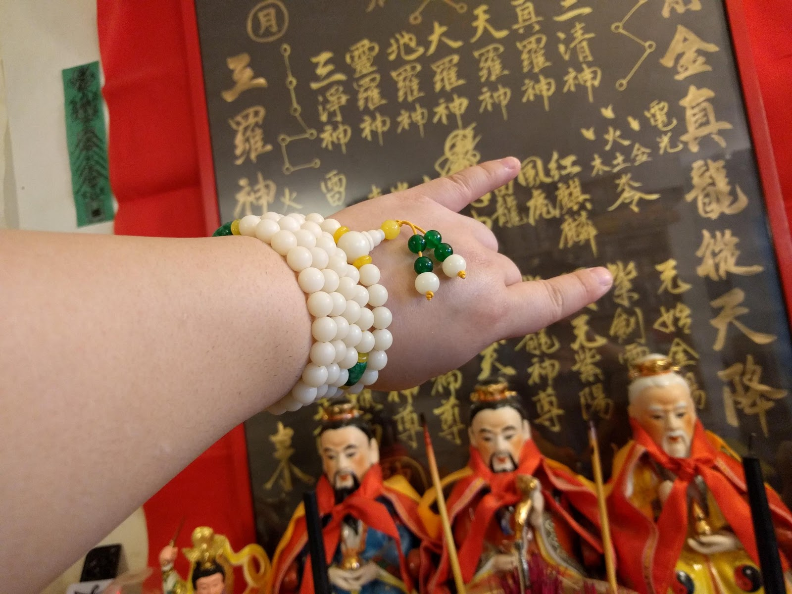 Using Beads in Taoism Practice