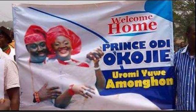 prince okojie edo state