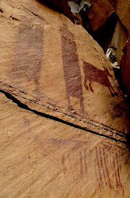 Farnsworth Canyon pictographs