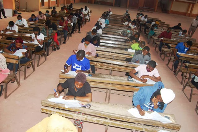 FEDPOFFA  Commences Second Semester Examination with Full Compliance To COVID-19 Protocols