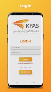 KFAS Events - náhled