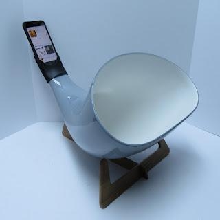 Megaphone by en&is Design