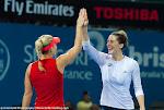 Andrea Petkovic, Angelique Kerber - 2016 Brisbane International -D3M_1181.jpg