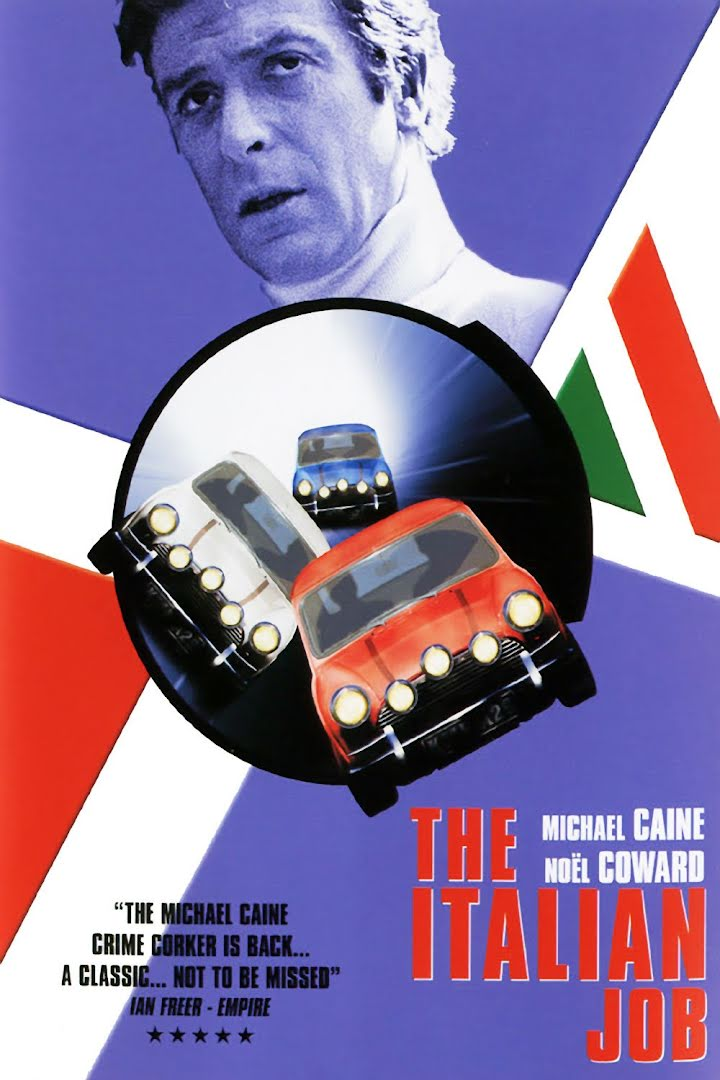 Un trabajo en Italia - The Italian Job (1969)
