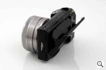 Sony NEX 5 Prueba de imagen