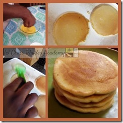 Everyday Cooking- Pancakes