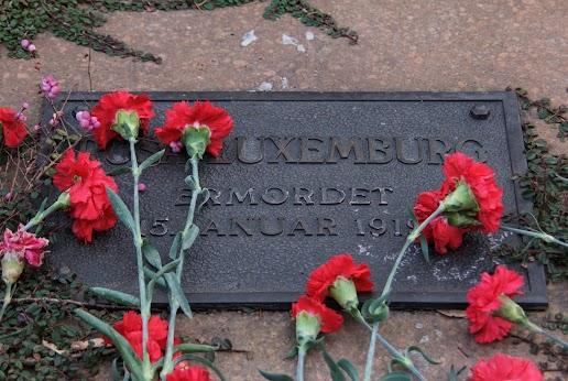 Grab Rosa Luxemburg