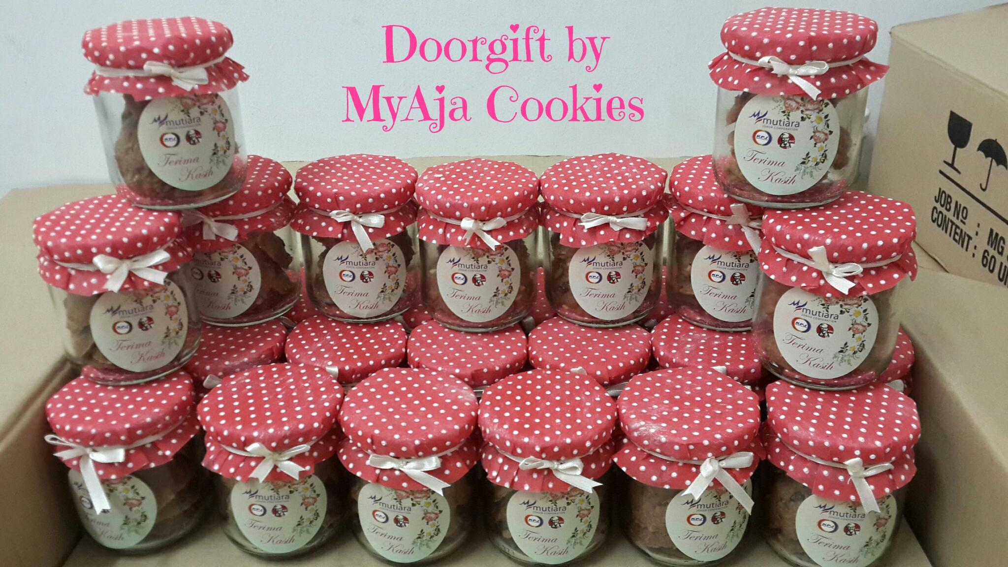 Set goodies bag untuk majlis syarikat goodies bag for for Idea door gift cukur jambul