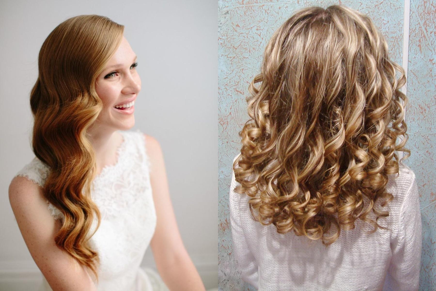 Make Beautiful Curls
