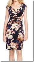 Lauren Ralph Lauren cap sleeve dress - more colours