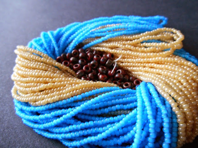 Swimsuit Spring Bead Color Idea
