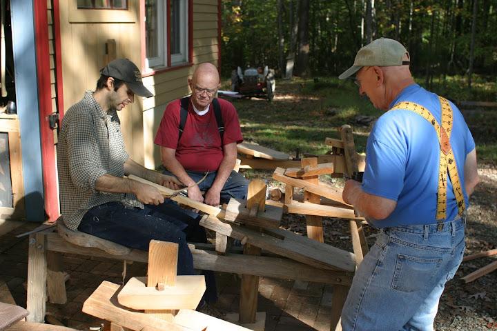 Windsor Chair Classes Lathe For Sale Elia Bizzarri Hand Tool Woodworking