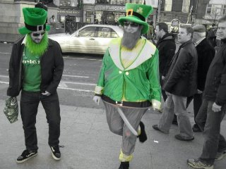 Rsd Goes To St Patty Day, Tyler Durden