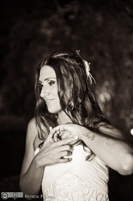 Foto de casamento 0532pb de Beatriz e Leonardo. Marcações: 23/04/2011, Casamento Beatriz e Leonardo, Rio de Janeiro.
