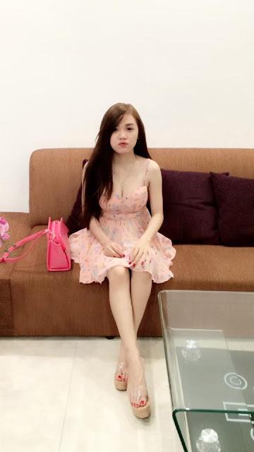 Hot girl Huỳnh Thy