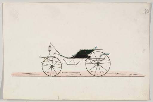 Design for Road Wagon/ Phaeton (unnumbered)