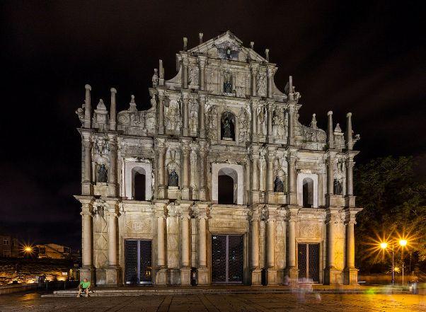 Centros Histórico de Macau